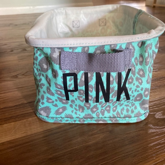 Victoria secret rare storage bin